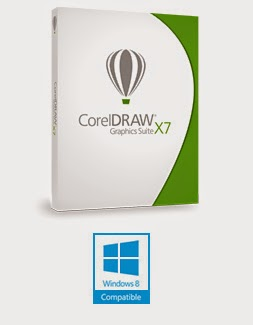 CorelDRAW Graphics Suite X7 http://jembersantri.blogspot.com/2014/09/coreldraw-graphics-suite-x7-1720688.html Screen Shot Cover Logo