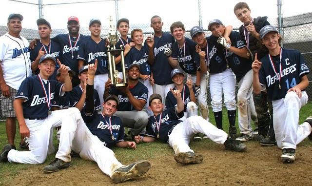 Valdez Baseball Academy New England Champions