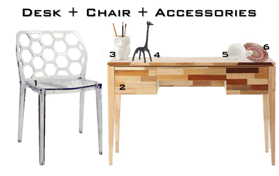 Acrylic chair ikea