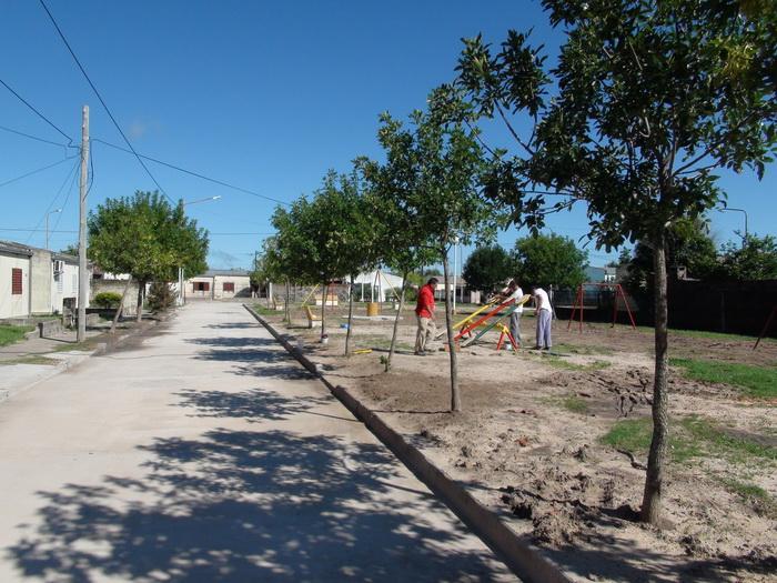 Municipalidad de goya 13 mar 2013 for Pavimentos y suministros del sur