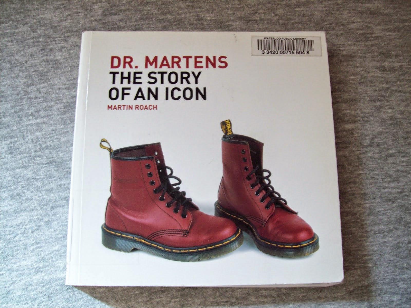 """Catatan Sejarah di Balik Sepatu Boot """"Docter Martens"""""""