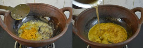 How to make Manathakkali Vathal Kulambu-iyer style