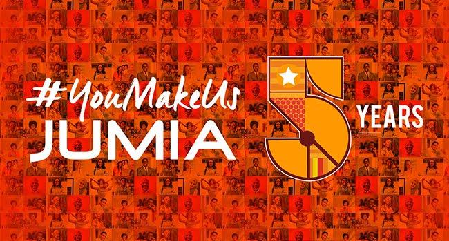 Jumia @ 5