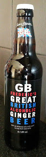 Frederic's Great British Alcoholic Ginger Beer (Frederic Robinson)