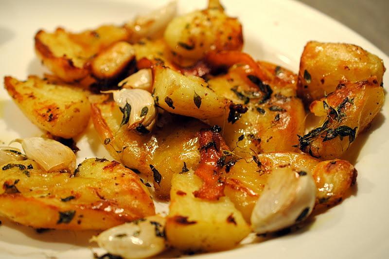faste poteter