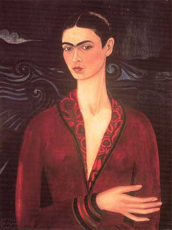 kahlo the broken column""