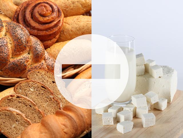 Arrêt du gluten et du lactose