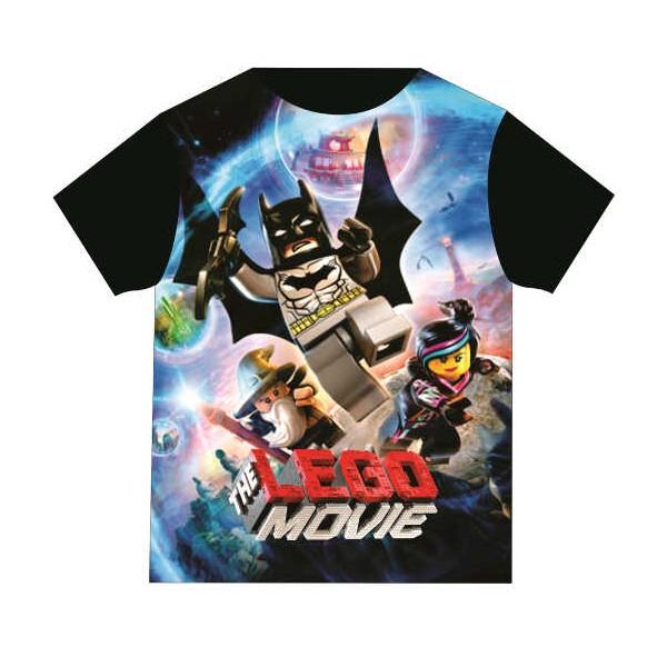Baju Anak Karakter Batman Lego Dream Kids Size 2 - 12 Tahun