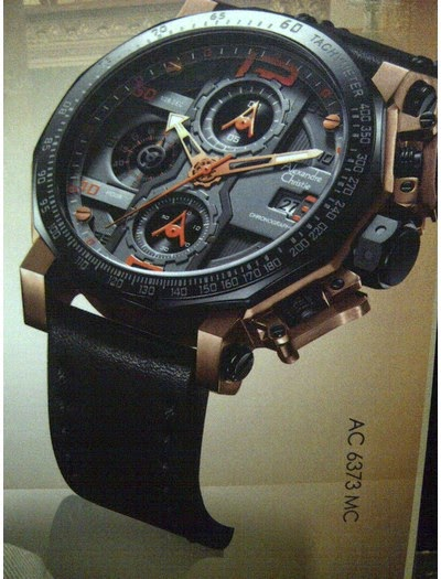 jam tangan alexandre christie 6373 rose gold