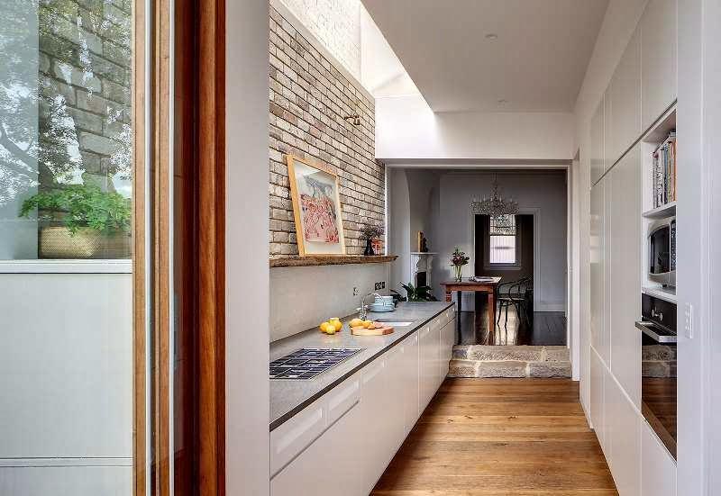 Emejing Diseño Cocinas Alargadas Pictures - Casa & Diseño Ideas ...