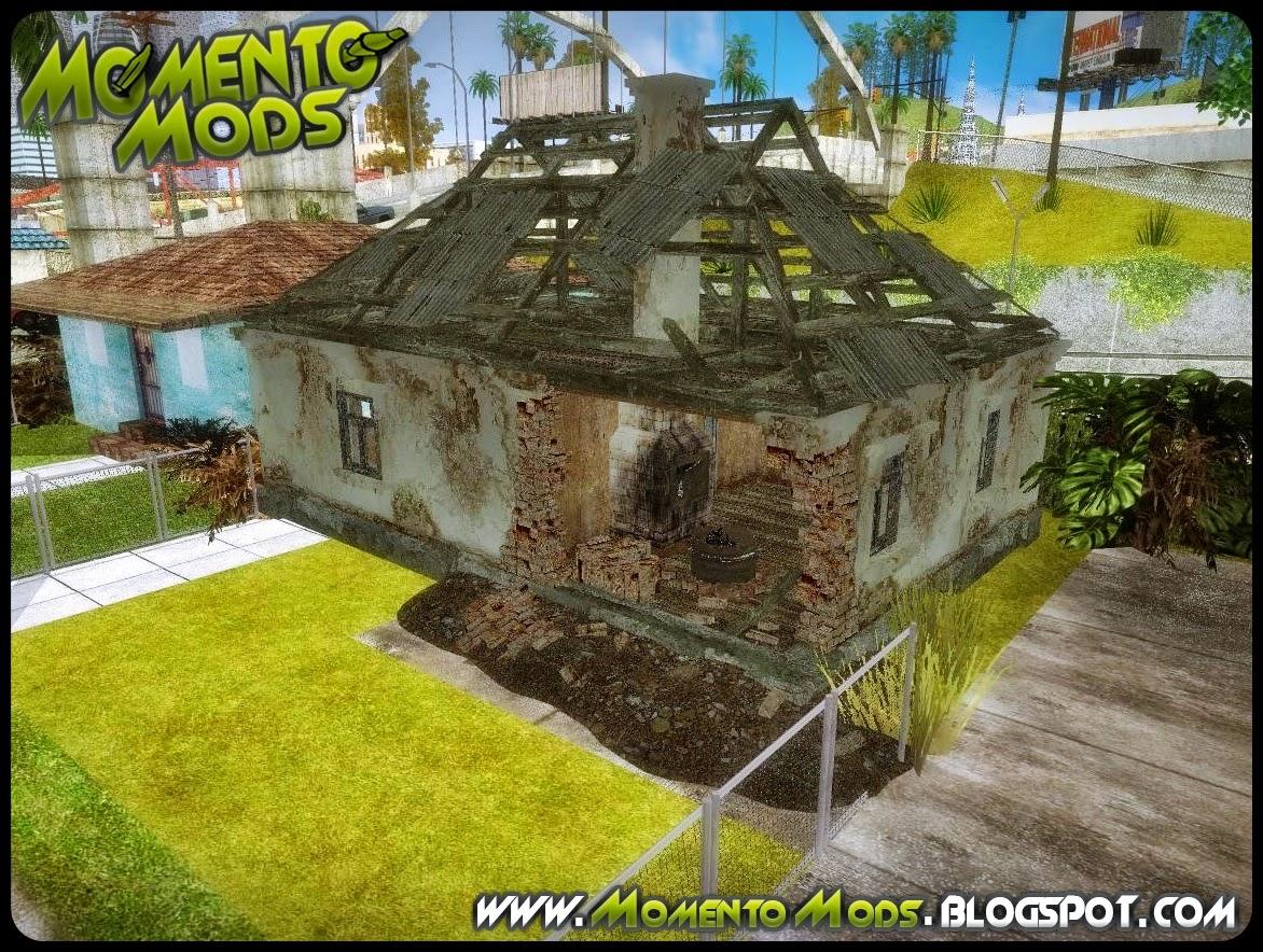 GTA SA - Casa Abandonada