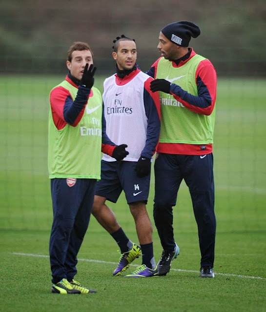 Walcott and Henry