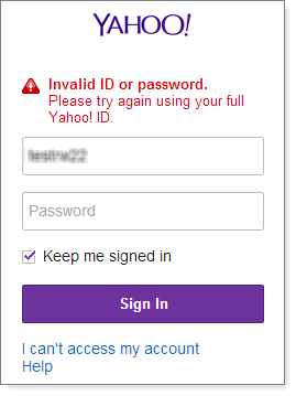 how to set up a ymail account