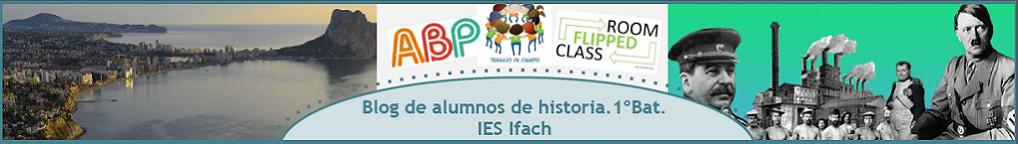 Blog de alumnos 1º BAT Ies Ifach 2015-16