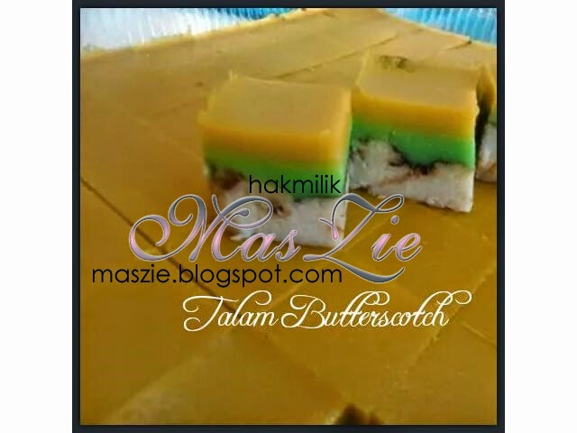 Talam Roti Butterscotch