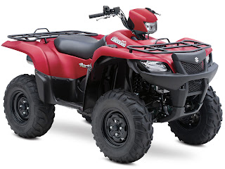 2013 Suzuki KingQuad 750AXi Power Steering 30th Anniversary Edition 1