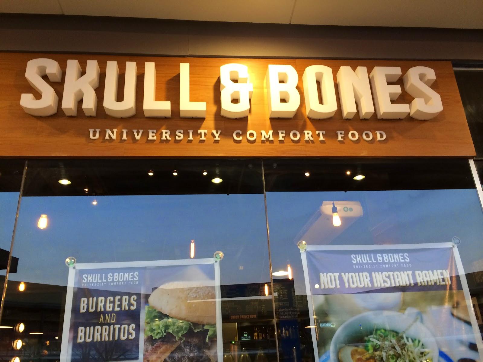 Skull & Bones University Food Comfort