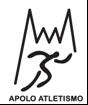 APOLO ATLETISMO BURGOS