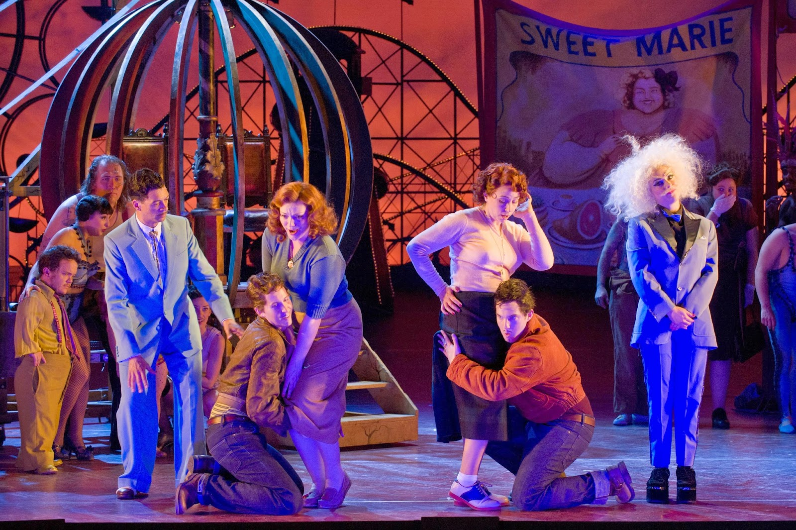 Cosi fan Tutte - ENO - Picture credit: (c) Mike Hoban