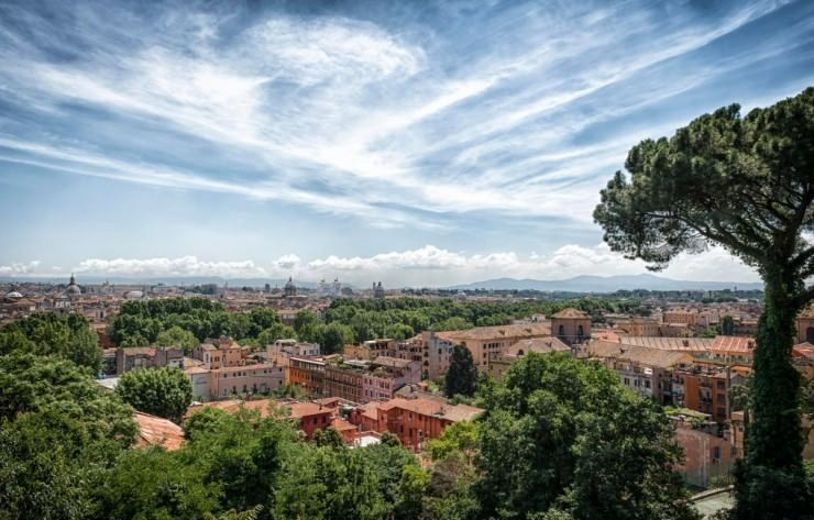 13. The Janiculum, Rome - 29 Amazing Places in Italy