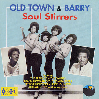 Various – Old Town & Barry Soul Stirrers 1994 (Kent)