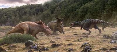 wędrówki z dinozaurami cały film
