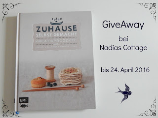 GiveAway bei Nadias Cottage