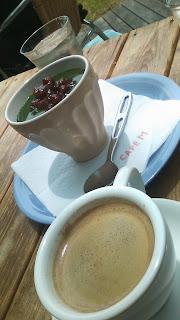 Cafe M。エスプレッソはもう一声濃いと嬉しい