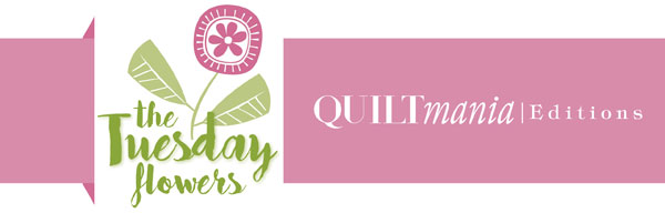 Thuesday-Flowers- quiltmania