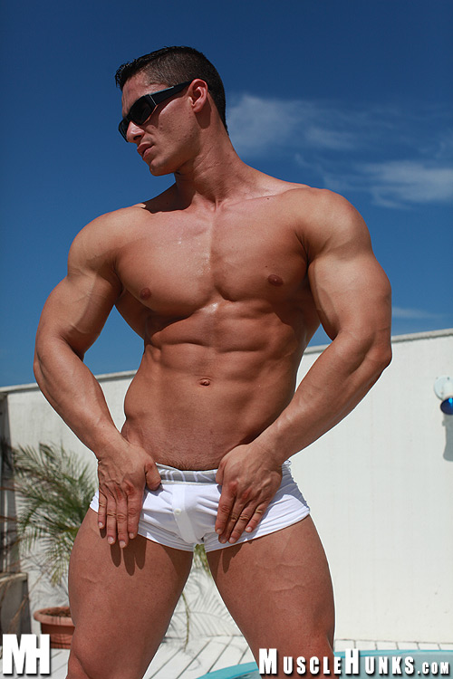 Muscle Hunks Gay Musculoso Gostoso