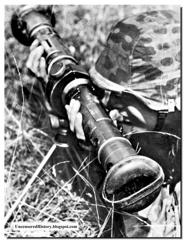 SS Division Totenkopf artillery range finder