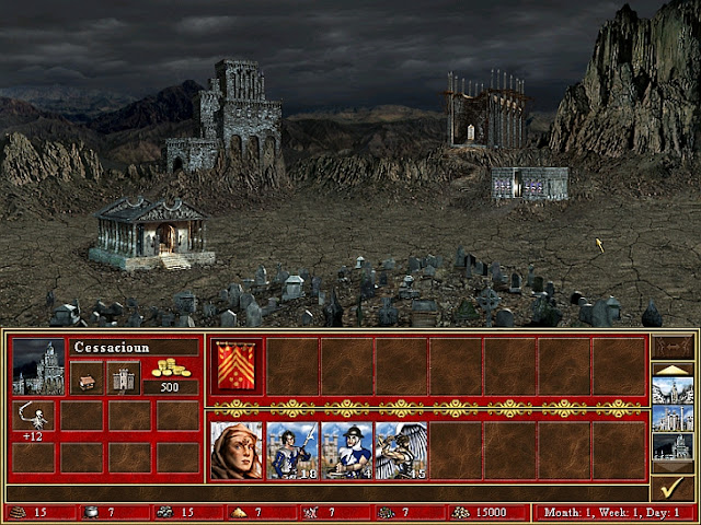 Heroes of might and magic 3: complete.