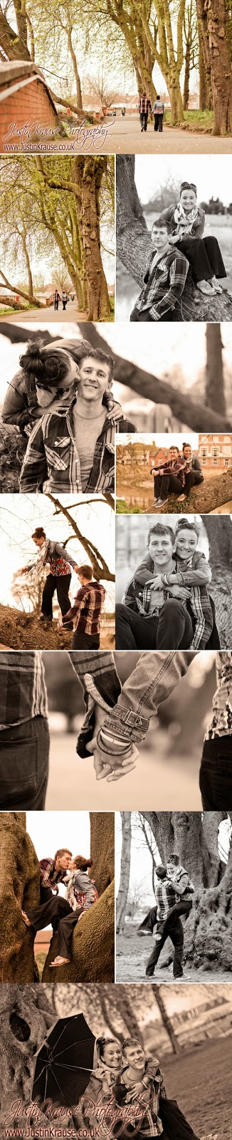 verity and gary pre wedding engagement shoot Bridgwater somerset photography by justin and emily krause