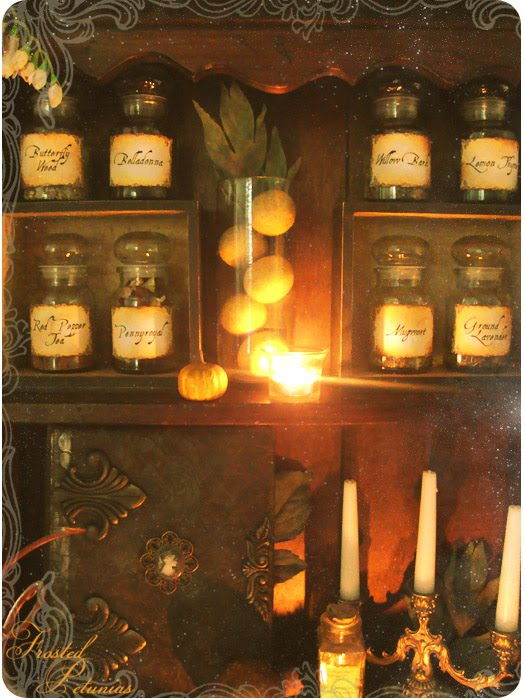 A natural witch grimoire of life and practice my witchy for Pagan decorations for the home