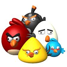 andry birds, must have  free android games