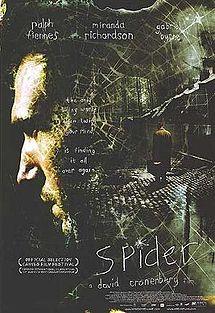 Sinopsis Film Spider