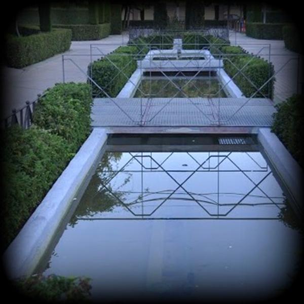 Parque central el jard n de los olvidados las cosas - Cosas del jardin ...