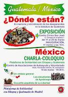 Jornada sobre México y Guatemala