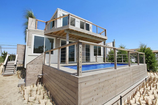 Safari Fusion blog | Ship it [part 2] | A shipping container beach house in South Africa