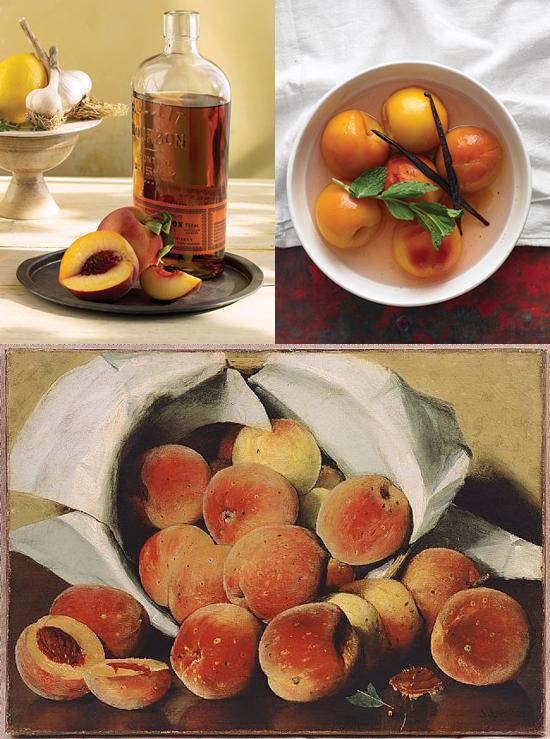Recipe 1: Peach and Bourbon Barbecue Sauce - Martha Stewart