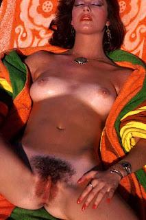 Susanne Saxon hairy pussy