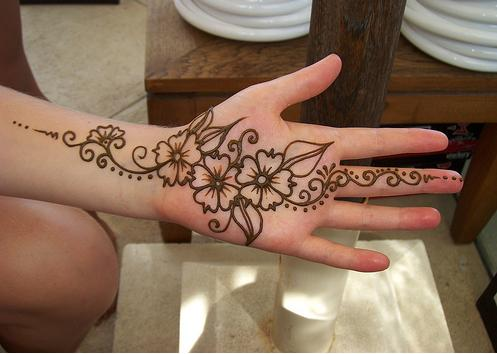 Mehndi Style Simple Arabic Mehndi Designs For Kids