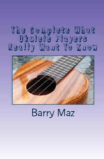 The Complete What Ukulele Players Really Want To Know