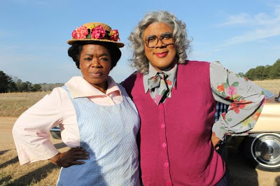 Tyler Perry and Oprah in Madea Meets Sophia