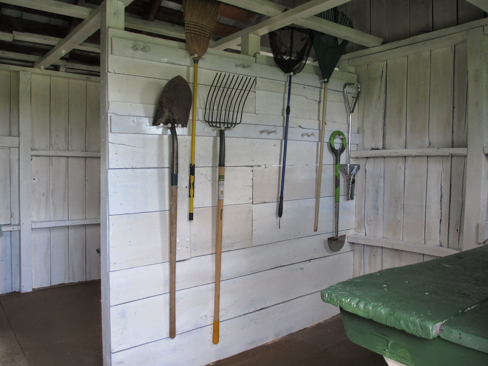 Image Result For Garden Tool Storage