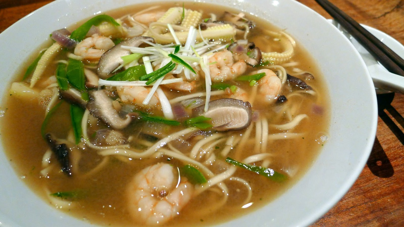 how to make prawn soup