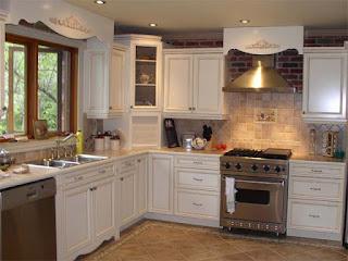 Desain Dapur Untuk Rumah Minimalis Tidak Perlu Repot