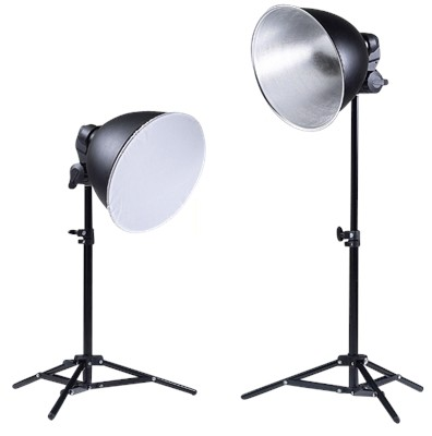 fotolampe sat til produktoptagelser i lystelt fotolampen huren