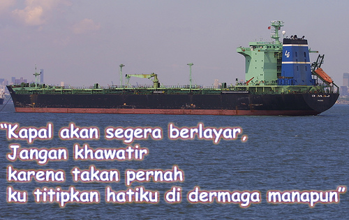 kata kata pelaut