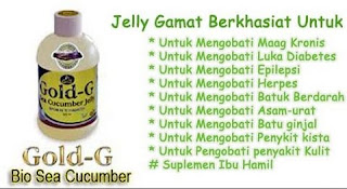 Obat Herbal Gold-G